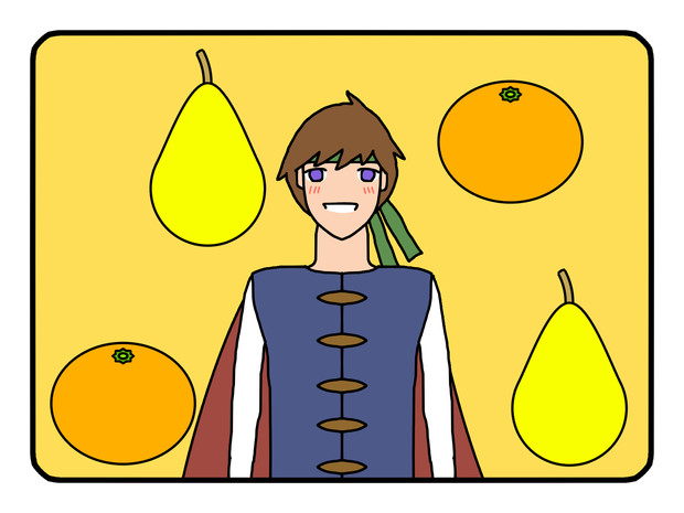 HOP (Hero, Orange, Pear)