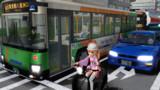 Vtuberの通勤風景