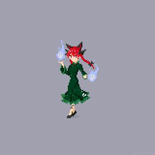 【ドット絵】火焔猫燐