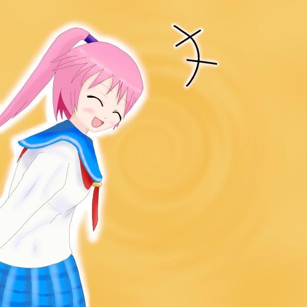 コミPo!で作った漫画を見ながら絵の練習をする 3