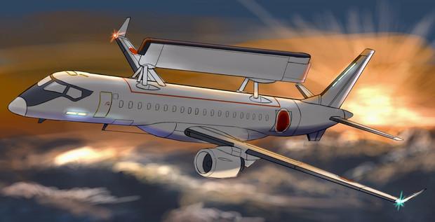 MRJ-E グローバルアイ
