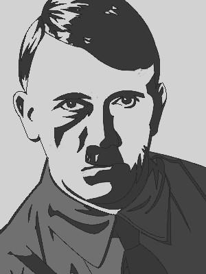 【模写】ヒトラー