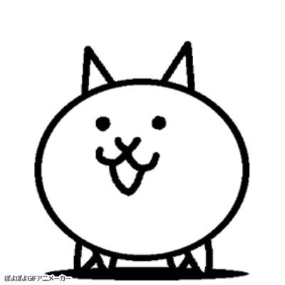 ぴょんぴょんネコ