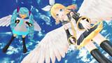 天使と見習い天使