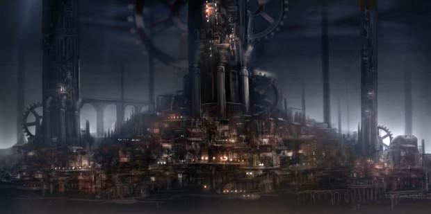 下層蒸気塔スラム