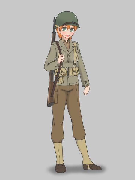 WW2 アメリカ陸軍 歩兵