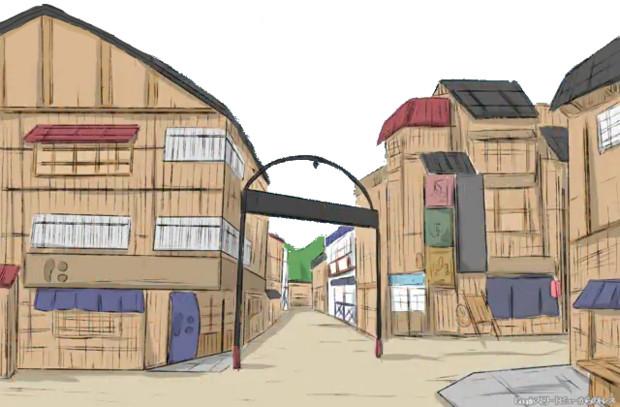 屋根補完材料屋御近所透過素材