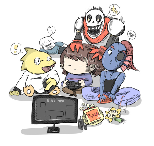 Undertale in Nintendo Switch