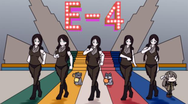 【艦これ】E-4突破