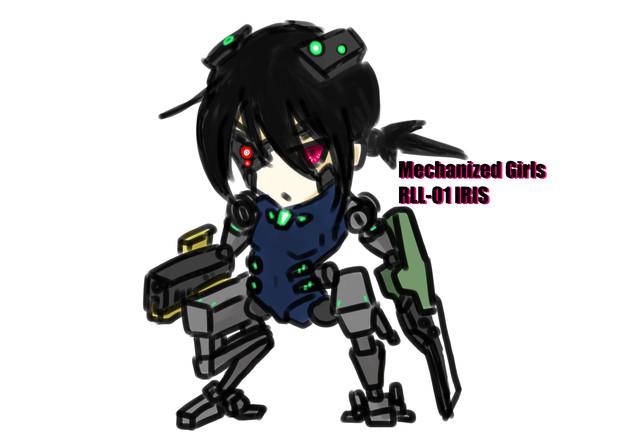 SDメカニックガール