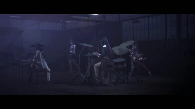 odds&ends 咲 彩 神楽 沙亜也 Girlsバンド 仮1│MMDお姉チャンバラPBR