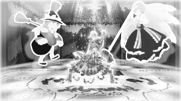 ダークオペラ『魔法細工の玉子寿司』第2幕「悪魔と天使の創作SUSHI」