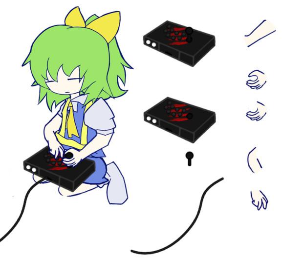 ゲームをするDIYUSI