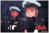 【宇宙戦艦ヤマトMMD】パトロール艦の艦橋(…のつもり)