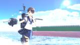 【MMD艦これ】白雪②