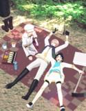お花見やピクニックに使えそうなセット