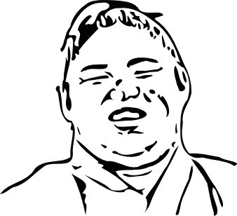 今、旬なお相撲さん