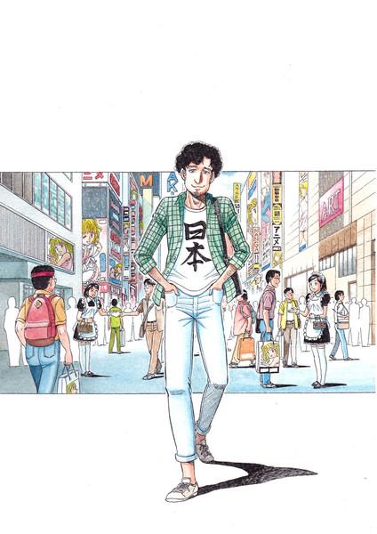 「イル マンガ ミリオーネ ー東方漫画見聞録ー」カラー