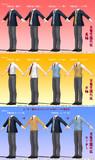 文豪学園お着替え用衣装1.10