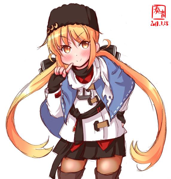 わんどろ嚮導駆逐艦の皐月