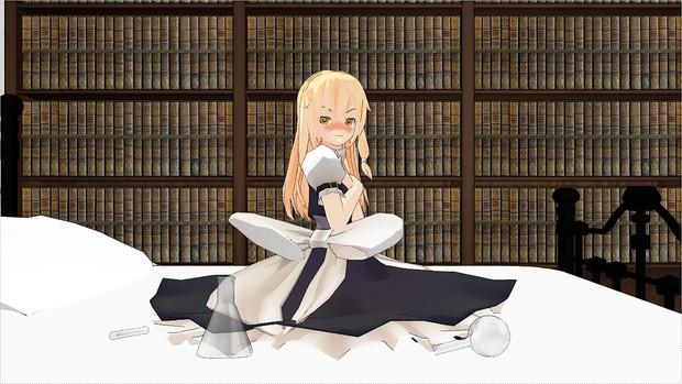 普通の魔法使い魔理沙姉さん#13「秘密の研究」