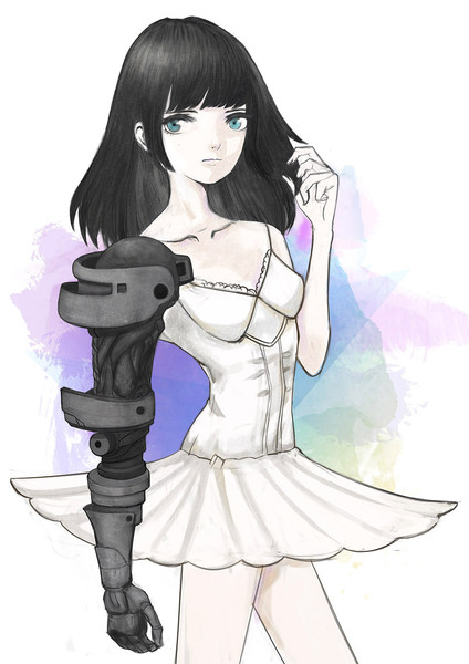 スチームパンク女子(バレエ)
