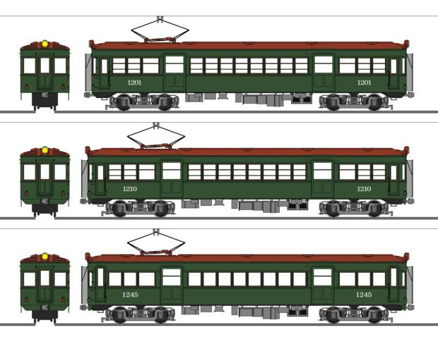 南海電気鉄道モハ1201形電車