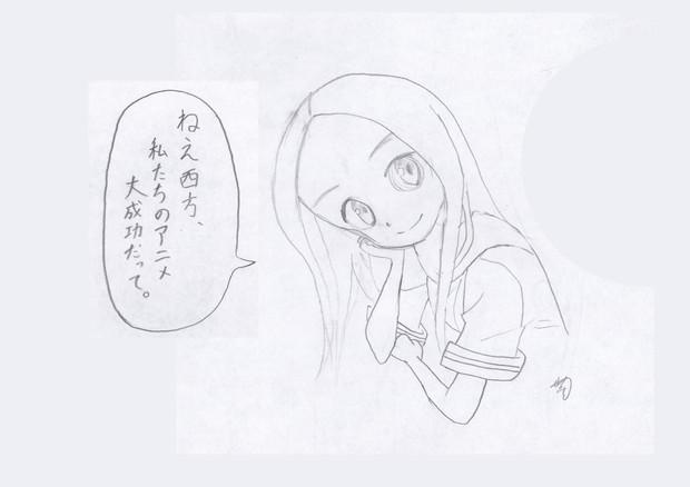 からかい上手の高木さんアニメ大成功おめでとう!
