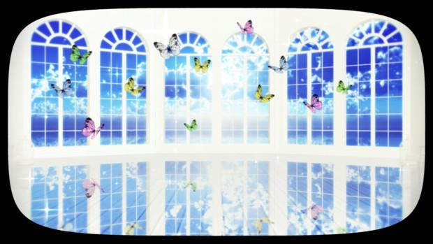 窓辺のステージ