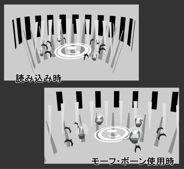 ジベタステージ【ステージ配布】