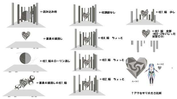 【MMDステージ配布】マザーグースステージ【解説もどき】