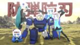【MMD】ボーダン特戦隊