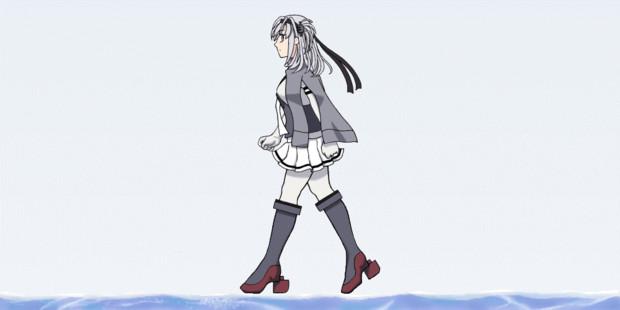 【GIFアニメ】ムーンウォーカー