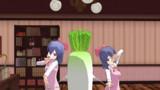 【MMD習作】藍手いおり 初代&v2