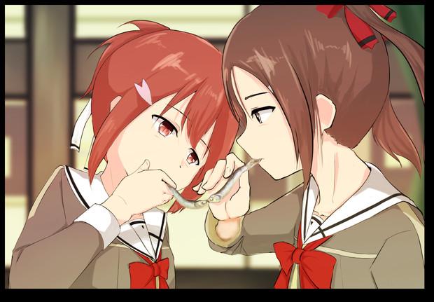 煮干しキス