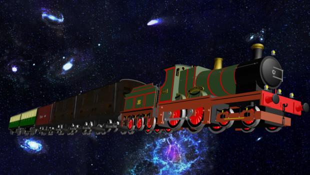 とあるアイドルの専用列車