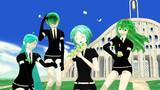 【第2回みどりの静画博】緑の宝石たちと春