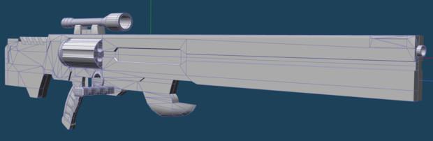 ブーストアリスの銃