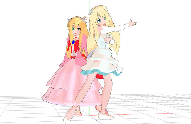 【OMF8】ユミナ&スゥシィ