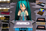 【MMD-OMF8】薄型ノパソ【MMDモデル配布あり】
