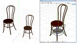 【MMD-OMF8】よくある椅子