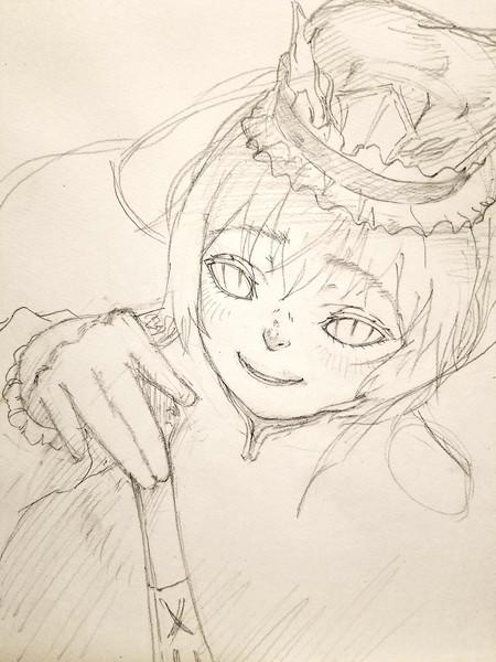 深夜のワンドロ 映姫