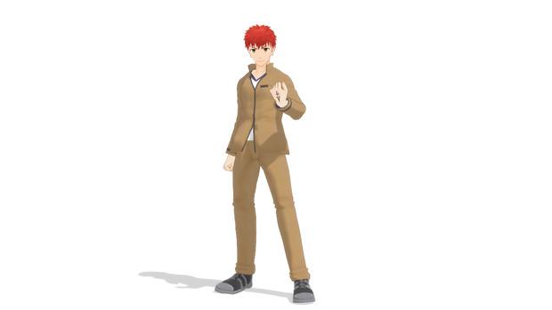 【OMF8】衛宮士郎配布【Fate/MMD】