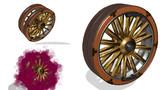 【MMD-OMF8】ローゲリウスの車輪
