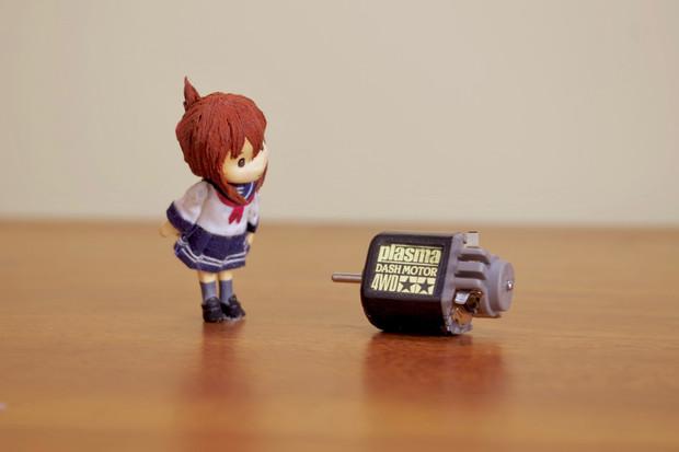 最速になる代わりにナスが嫌いになる装備 を開発した電ちゃん