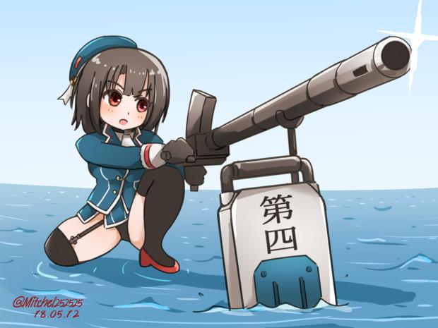 機動戦士タカオ 第04艦MS戦隊