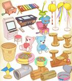 ぱびりおん遊び道具セットver2.0
