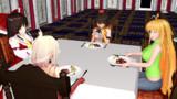 夕食:アントレ:黒毛和牛ロースステーキ