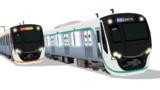 【配布】MikuMikuDance用東急電鉄2020系・6020系