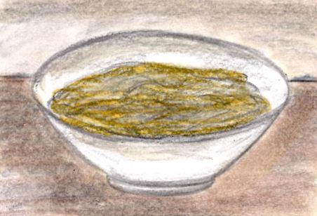 トウモロコシ麺